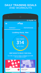 Peak - Brain Training v1.25.6 Unlocked