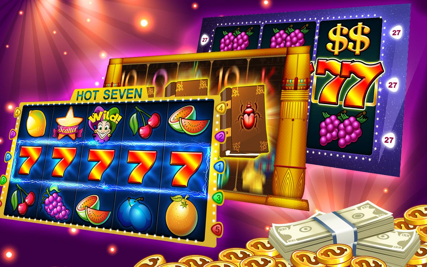 Team Action Slot Machine - Play Real Casino Slots Online