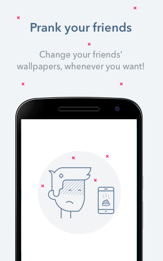 Wallswapp- screenshot