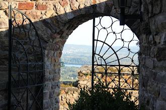 Photo: Abtei Sankt Hildegard - udsigt fra klosteret