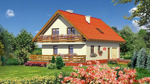 projekt Dom przy Głogowej