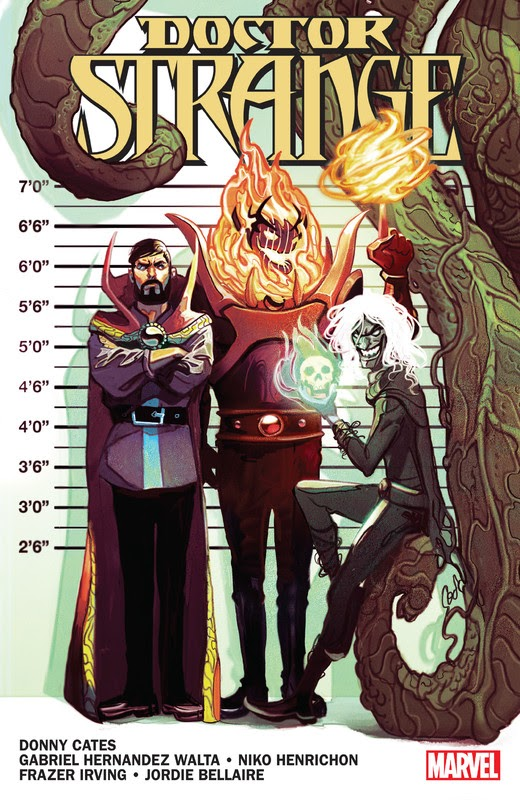 Doctor Strange by Donny Cates (2019)