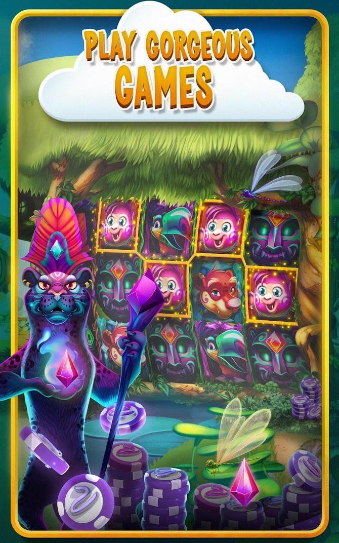 myVEGAS Slots - Vegas Casino Slot Machine Games Android 2