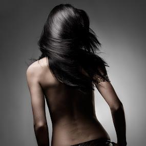 by Ben Heys - People Fashion ( studio, sexy, fashion, model, person, girl, woman, beauty, exotic, people, pretty, skin, glamor )