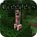 Creepers Mods for Minecraft PE icon