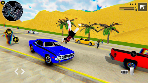 Crime City Gangster Simulator 1.4 screenshots 4