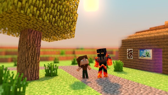 Enderman Skins for MCPE - Minecraft Pocket Edition - náhled