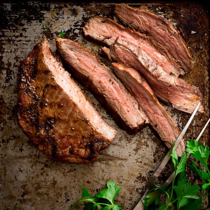 Cajun Flank Steak Recipe