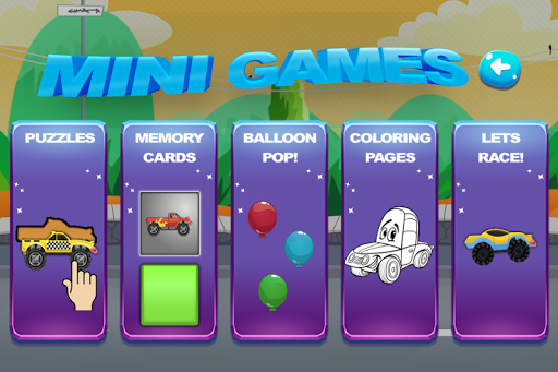 Fun Kids Cars screenshot 3