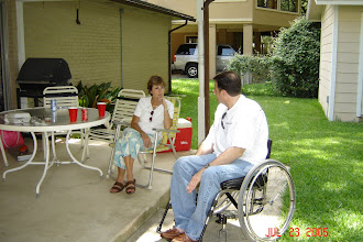 Photo: Home is accessable for individuals in wheelchairs.