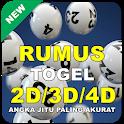 Rumus Togel 2d/3d/4d angka jitu-Paling Akurat icon