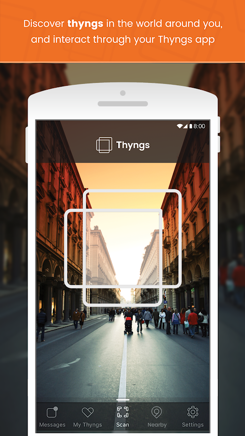 Thyngs- screenshot