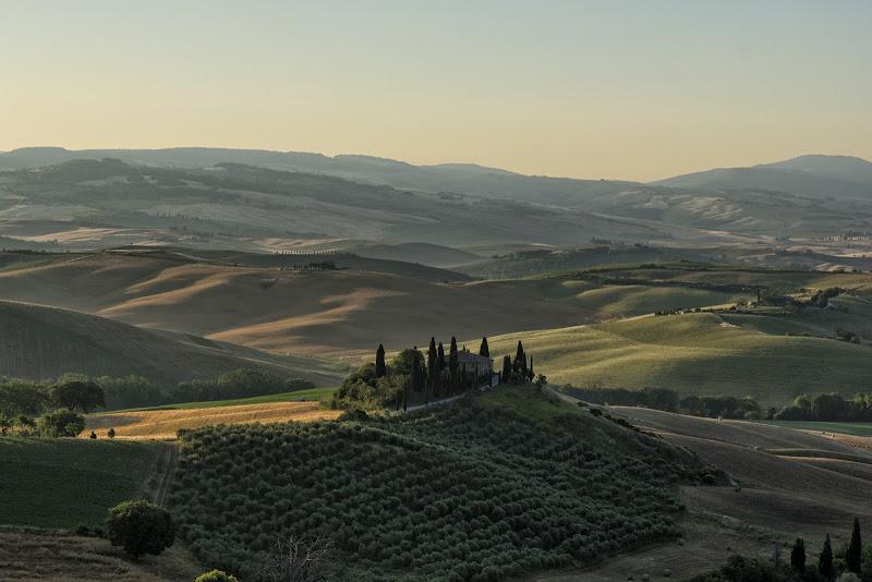 Alba in Toscana di christian_maccabelli