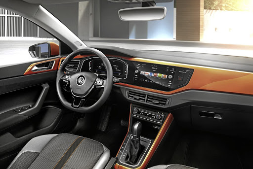 The interior is going to make many think twice about whether they need to buy a Golf.   Picture: VOLKSWAGEN