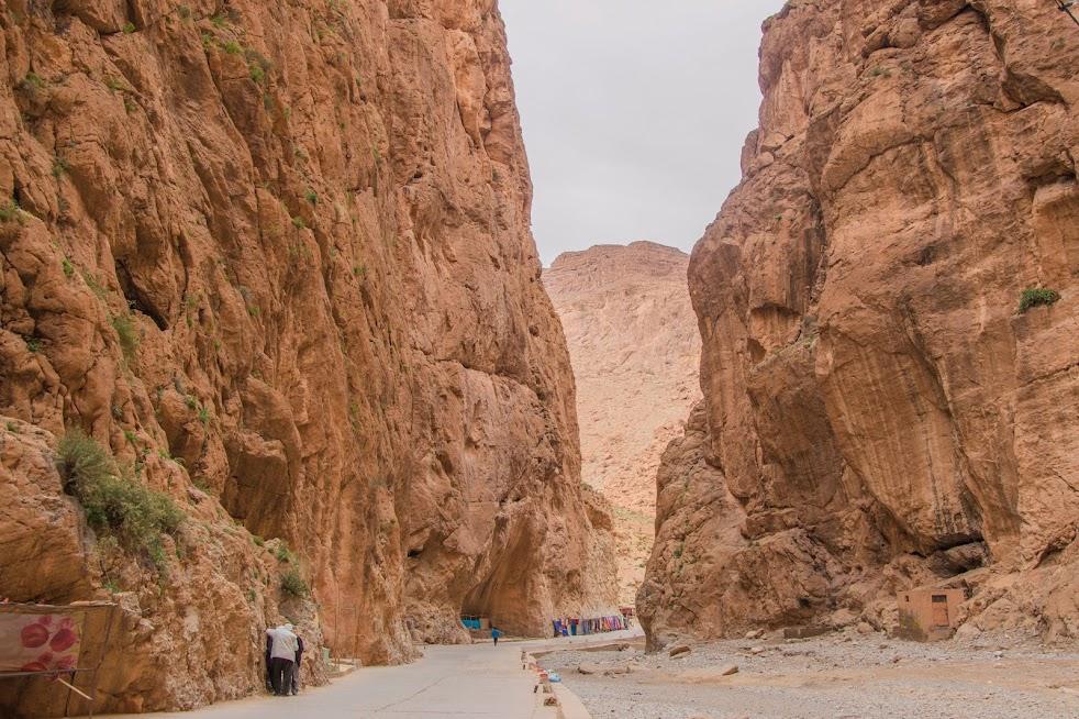 Todra-kloof-marokko