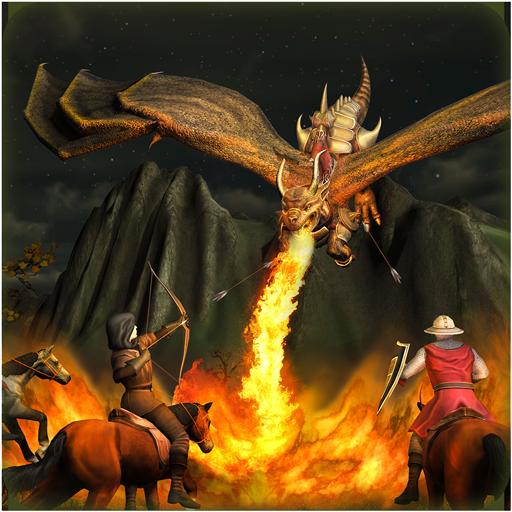 Super Dragon Warrior - Dragon Simulator