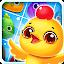 Chicken Splash - Match 3 Game