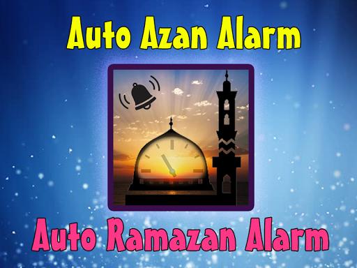 Auto Azan Alarm screenshot