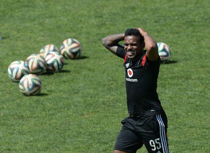 Kermit Erasmus kan floreer onder die nuwe Bafana-afrigter