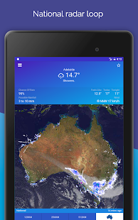 AUS Rain Radar Bom Radar Android Apps on Google Play