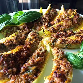 Stuffed Banana Peppers.