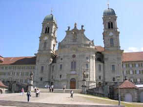 Photo: Sanktuarium maryjne w Einsiedeln