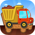 Cars & Trucks Puzzle for Kids icon