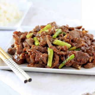 Oyster Sauce Lamb Recipes.