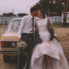 Wedding photographer Svetlana Zavarzina (ZavarzinaSv). Photo of 27.09.2018