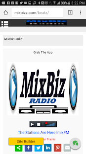 ImixFM - náhled