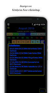 Easy-Schichtplan screenshot 6