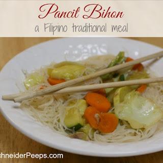 Pancit Bihon