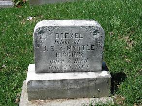 Photo: Higgins, Drexel