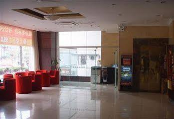 GreenTree Inn Nanjing Yudaojie Hotel