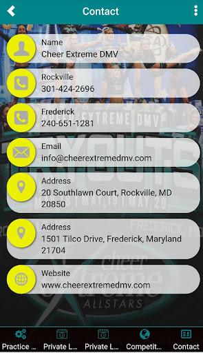 Cheer Extreme DMV cheat hacks