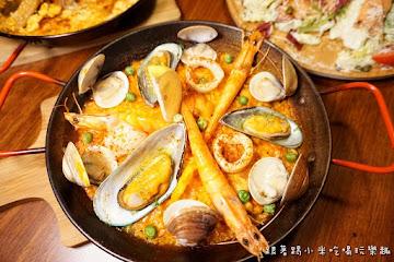 Paella Bistro西班牙烤飯餐酒館