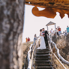 Wedding photographer Ekaterina Puschina (Puschina). Photo of 08.10.2015