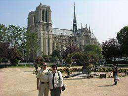 Photo: Katedra Notre Dame