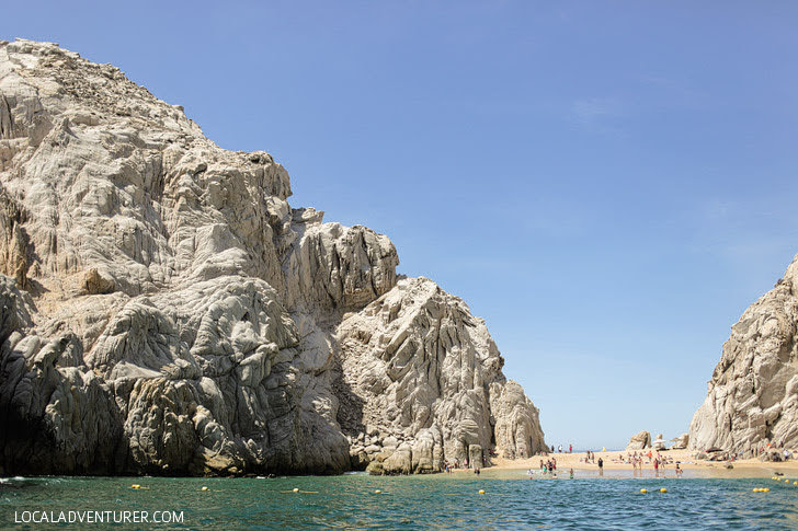 Lover's Beach (21 Things to Do in Cabo San Lucas + 1 You Should Never Do).