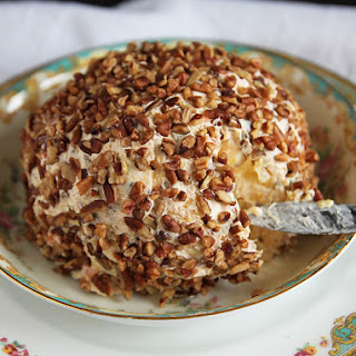 Pineapple Pecan Cheese Ball.