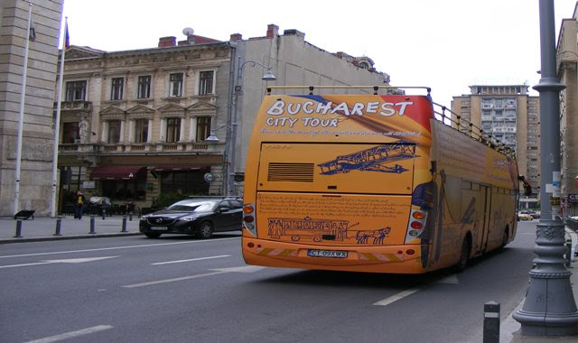 Our piece of advice is to try Bucharest City Tour bus if you are for your first time in Bucharest