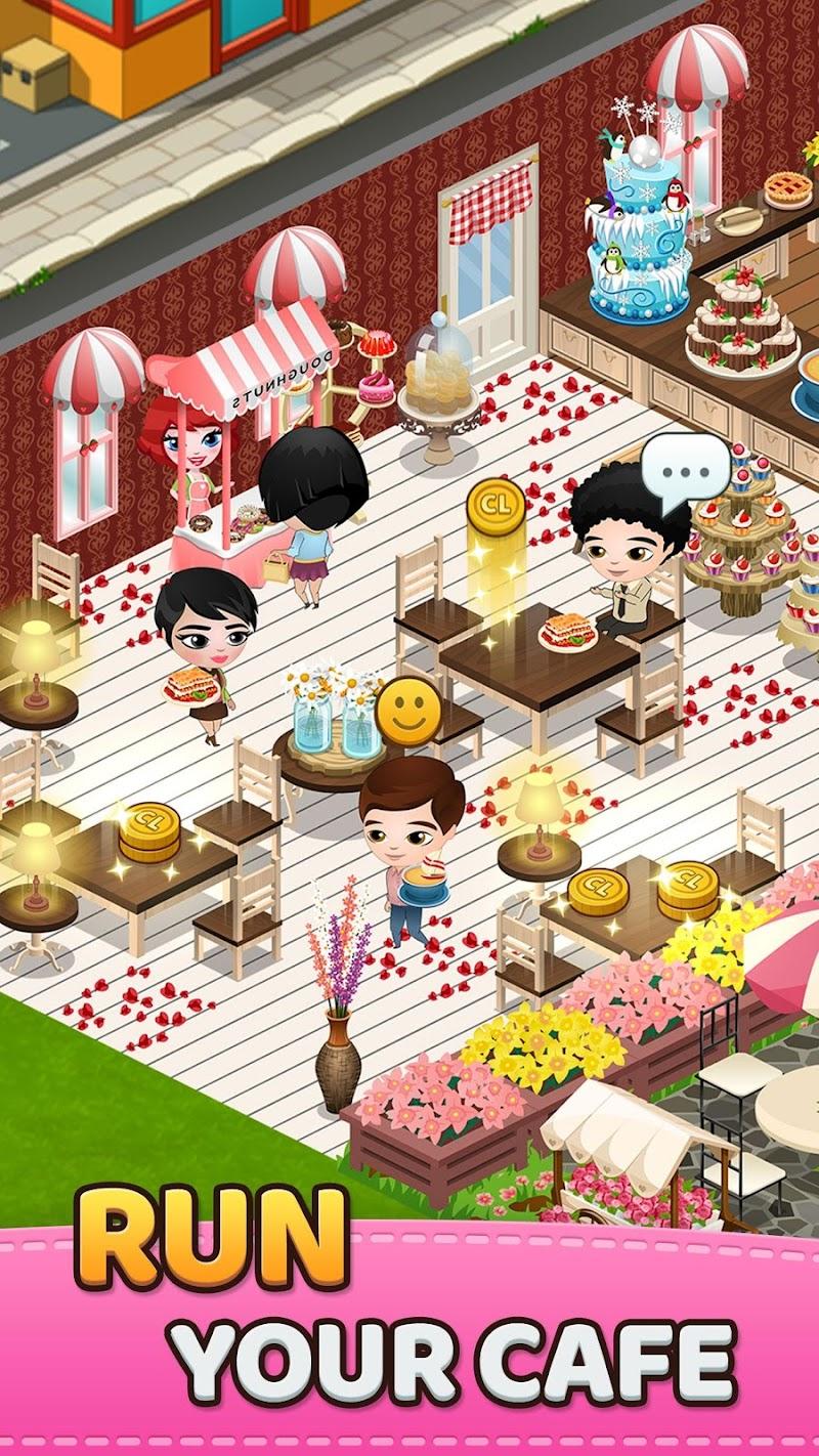 Cafeland - World Kitchen Screenshot