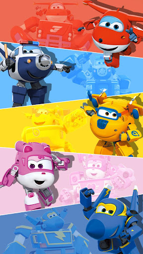Super Wings : Jett Run 2.2 APK MOD screenshots 1