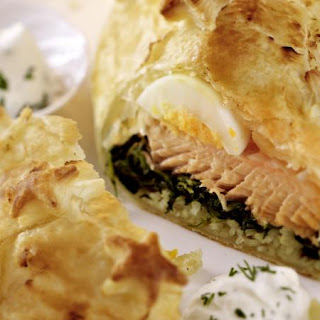 Baked Seafood Soup Puff Pastry Recipes