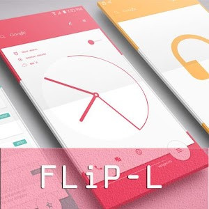FLiP-L for KLWP apk