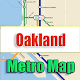 Download Oakland USA Metro Map Offline For PC Windows and Mac