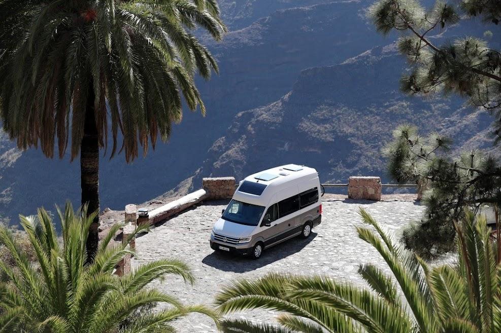 Nuevo Volkswagen Grand California
