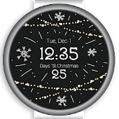 25 Days Christmas Watch Face