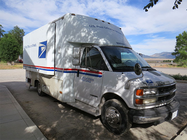 USPS Mobile Unit