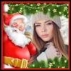Weihnachtsmann Bilderrahmen